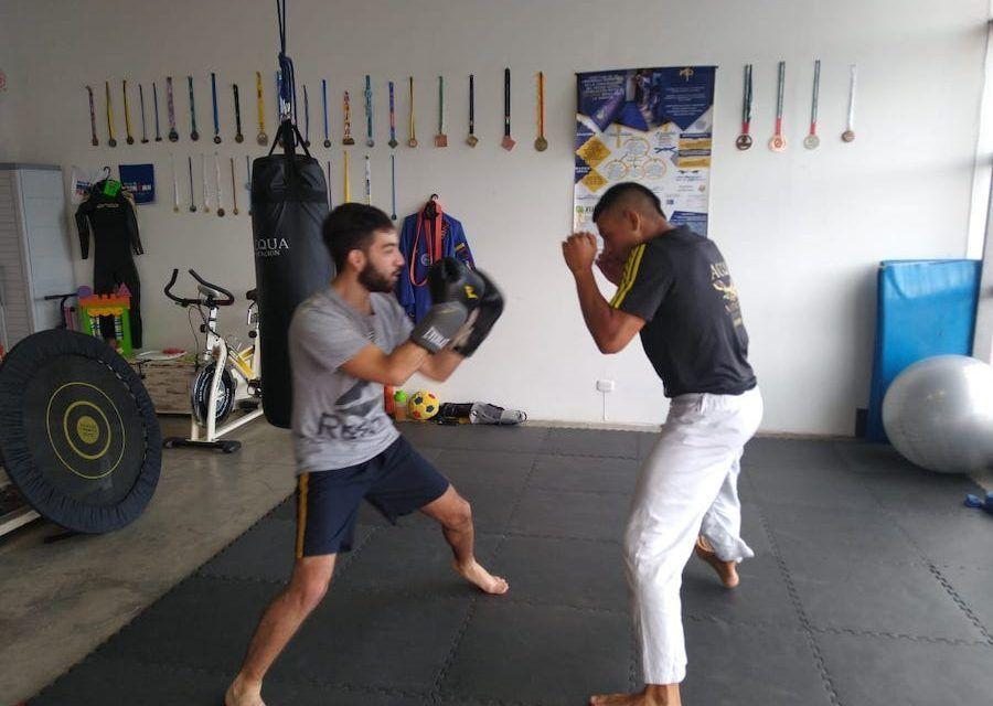 Natación, Defensa Personal, Jiu Jitsu y Boxeo, todo en un sólo lugar en Chía