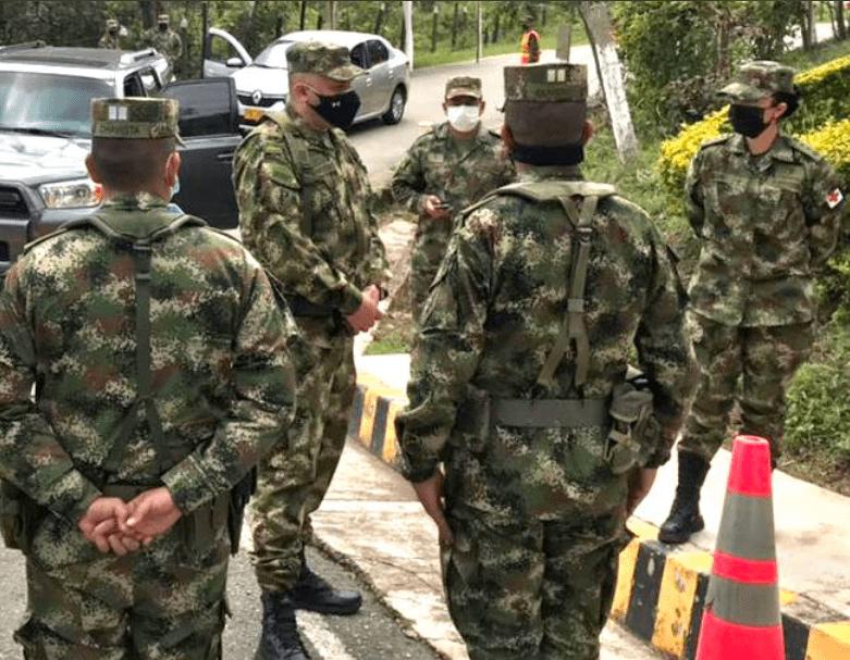 Soldado mató a un compañero por accidente en Fusagasugá