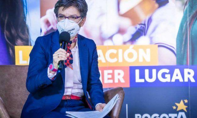 Claudia Lopez: «Segunda dosis sin usar»