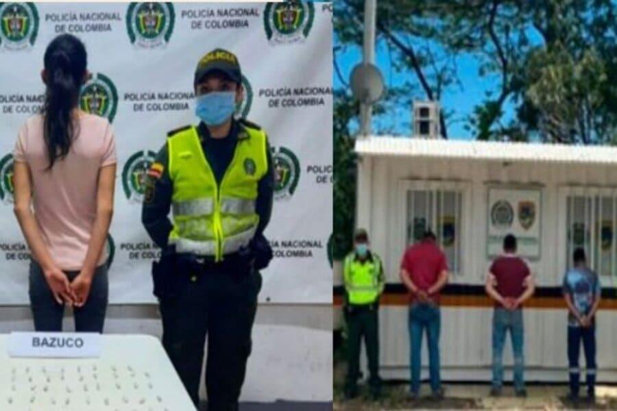 En guaduas las autoridades evitan dos casos de delincuencia