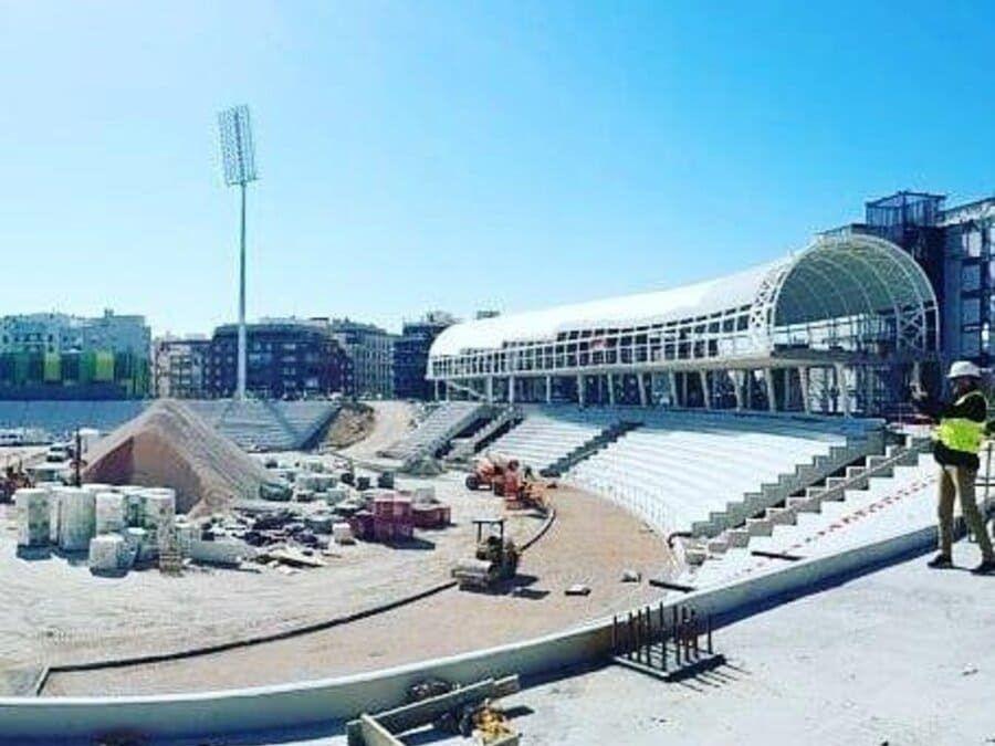 Nuevo hospital, patinódromo y concha acústica en Madrid