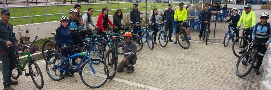 Campaña contra robo de bicicletas en Fusagasugá